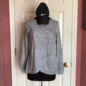 Gillian & O'Malley Split Front Top NWT